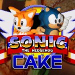 Sonic Birthday Cake Sonic The Hedgehog Birthday Cake Youtube