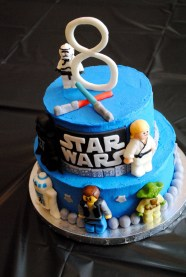 Star Wars Birthday Cakes 25 Star Wars Themed Birthday Cakes Cakes And Cupcakes Mumbai