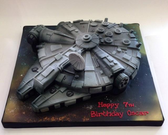 Star Wars Birthday Cakes Star Wars Birthday Cakes Cakes Robin