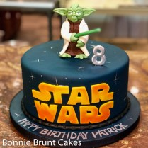 Star Wars Birthday Cakes Star Wars Cake Cake Of The Week