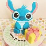 Stitch Birthday Cake Stitch Birthday Cakes