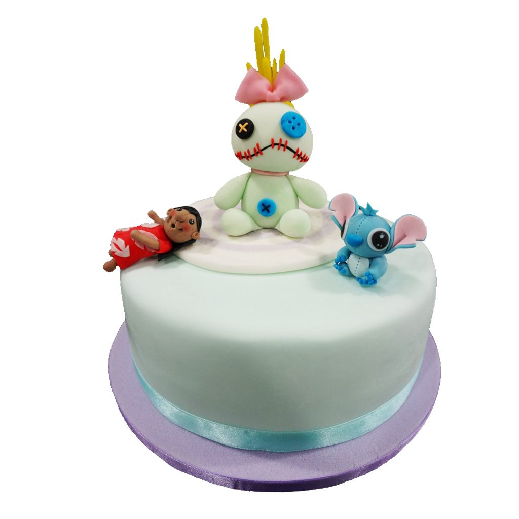 Stitch Birthday Cake Stitch Lilo Cake Brick Lane Sweets Brick Lane Hong Kong