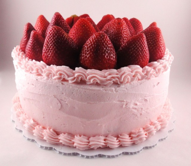 Strawberry Birthday Cakes Strawberry Birthday Cakes
