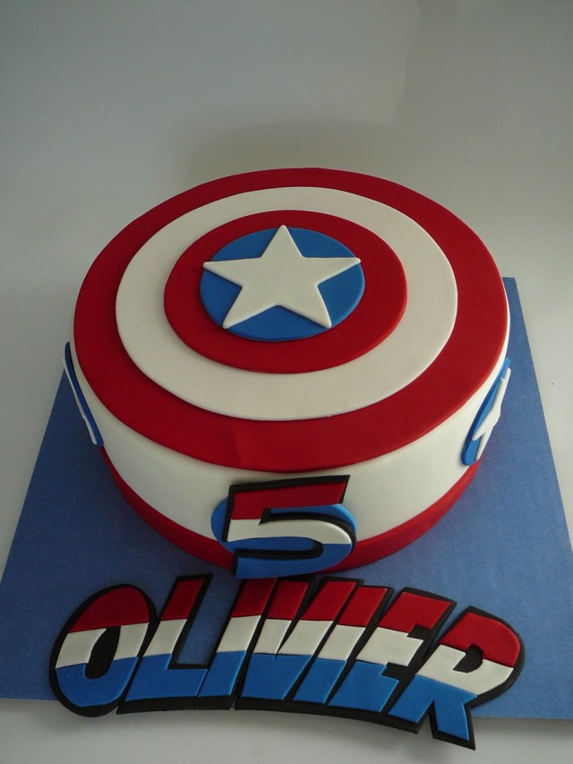Superhero Birthday Cake Top 25 Superhero Cake Recipes And Ideas For Boys My Cake Recipes