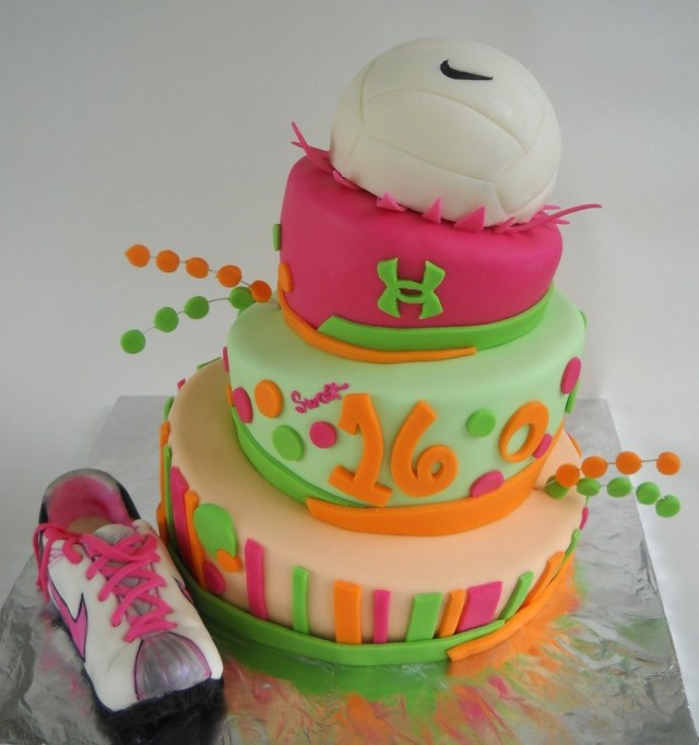 Sweet 16 Birthday Cakes 11 Super Sweet 16 Cake Ideas Your Teen Will Love