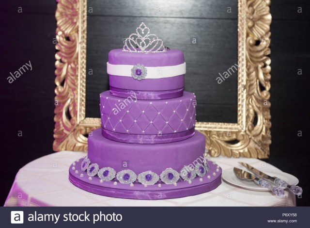 Sweet 16 Birthday Cakes Sweet Sixteen Birthday Cake On A Cake Stand With Background A