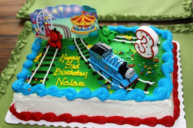 Train Birthday Cakes Thomas The Train Birthday Cake Pictures Protoblogr Design Thomas