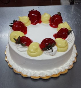 Tres Leches Birthday Cake Tres Leches Birthday Cake With Fruit Btres Leches Cakeb Mixed