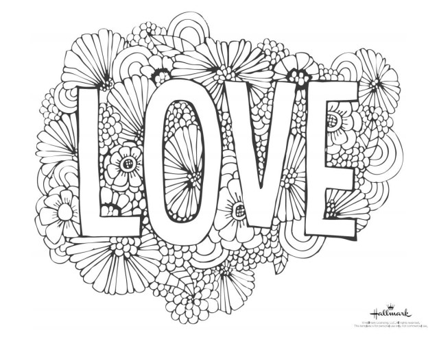 Valentine Coloring Pages To Print 543 Free Printable Valentines Day Coloring Pages