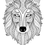 Wolf Coloring Pages For Adults Lovely Wolf Coloring Pages Pdf Creditoparataxi
