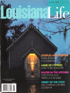 Louisiana Life Albany Woodworks Story