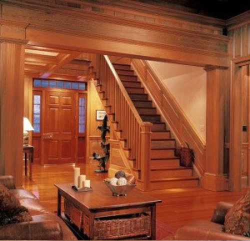 antique cypress doors heart pine stairs