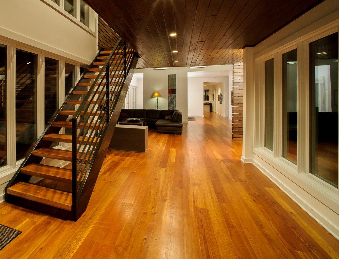 Engineered Wood Flooring Heart Pine & Engineered Wood Flooring vs Laminate Flooring | Albany Woodworks