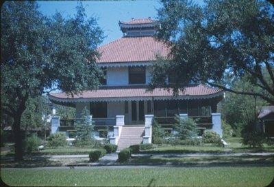 Pagoda House 1948
