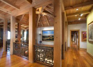 Pine beams pine flooring