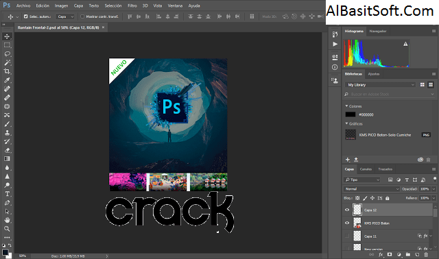 Adobe Photoshop Cc 2017 18 0 X64 With Crack Free Download