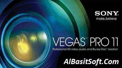 Sony Vegas Pro 11 With keygen 205.4 MB Free Download(Albasitsoft.com)