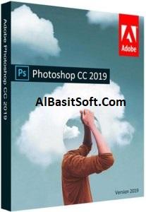 Adobe Photoshop CC 2019 v20 With Crack Free Download(AlBasitSoft.Com)
