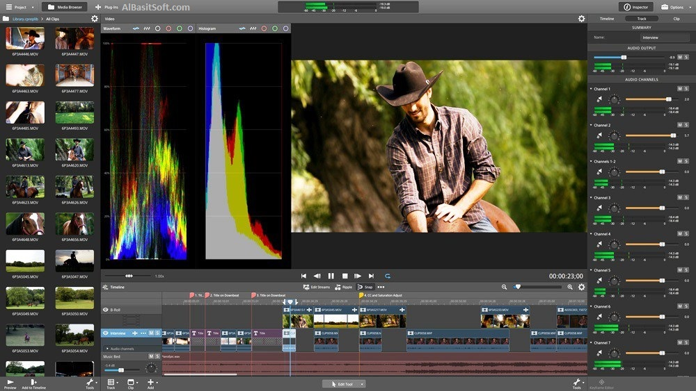 Sony Catalyst Production Suite 2017.3 Crack Is Here Free Download(AlBasitSoft.Com)