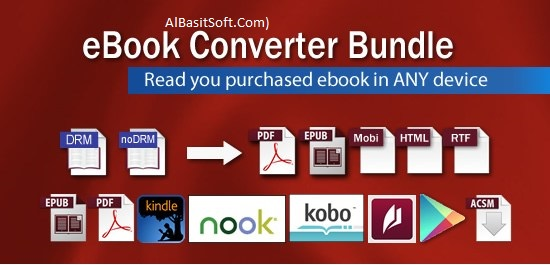 Kindle Converter 3.18.1221.383 With Crack Free Download(AlBasitSoft.Com)