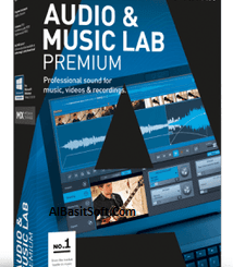 MAGIX Audio & Music Lab 2017 Premium 22.2.0.53 With Crack Free Download(AlBasitSoft.Com)