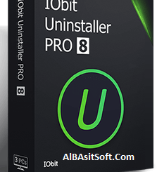 IObit Uninstaller Pro 8.4.0.8 With License Keys Free Download(AlBasitSoft.Com)