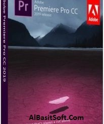 Adobe Premiere Pro CC 2019 v13.1.2.9 With Crack Free Download(AlBasitSoft.Com)