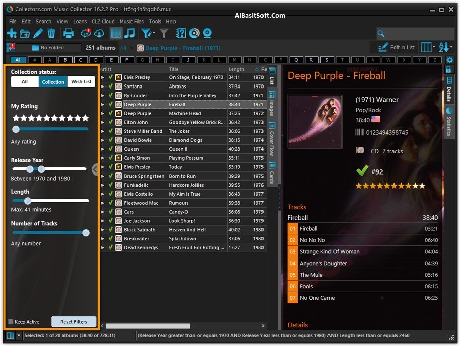 Music Collector 19.2.1 (x64) With Crack Free Download