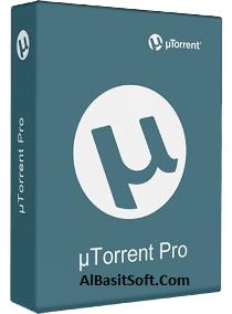 µTorrent Pro 3.5.5 Build 45231 With Crack Free Download(AlBasitSoft.Com)