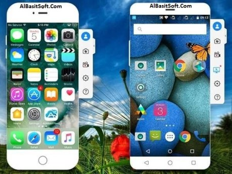 ApowerMirror 1.4.4.1 With Crack Free Download(AlBasitSoft.Com)
