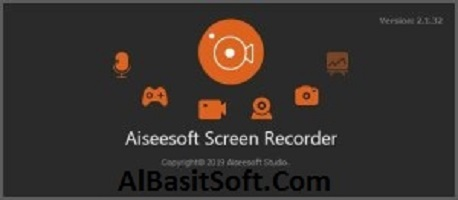 Aiseesoft Screen Recorder 2.1.58 With Crack Free Download(AlBasitSoft.Com)