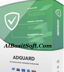 Adguard Premium 7.2.2920.0 RC With Crack [Activated] Free Download(AlBasitSoft.Com)