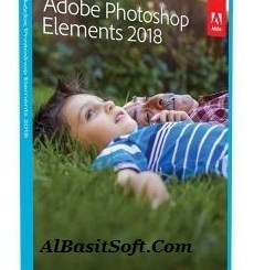 Adobe Photoshop Elements 2018 v16.0 With Crack Free Download(AlBasitSoft.Com)