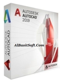 AutoCAD 2019 With Crack Download Free Download(AlBasitsoft.Com)