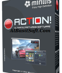 Mirillis Action 3.10.0 With Crack Free Download(AlBasitSoft.Com)