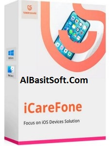Tenorshare iCareFone 5.7.0.15 With Crack Free Download(AlBasitSoft.Com)