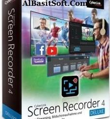 CyberLink Screen Recorder Deluxe 4.2.1.7855 With Crack(AlBasitSoft.Com)