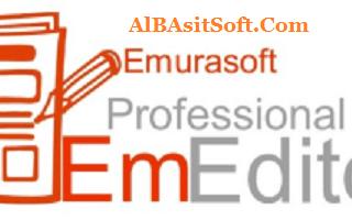 Emurasoft EmEditor Professional 19.3.2 With Crack(AlBAsitSoft.Com)