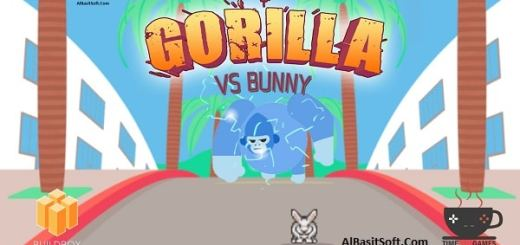 Gorilla Vs Bunny - Full Buildbox Game(AlBasitSoft.Com)