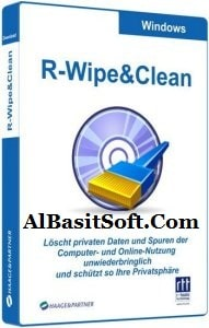 R-Wipe & Clean 20.0 Build 2256 With Crack Free Download(AlBAsitSoft.Com)