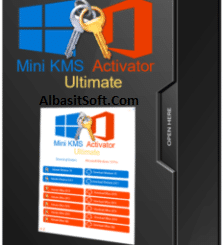 Mini KMS Activator Ultimate 1.9 With Crack Free Download(AlBasitSoft.Com)