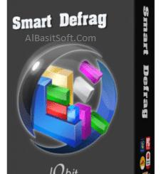 IObit Smart Defrag Pro 6.4.5.99 With Crack Free Download(AlBasitSoft.Com)