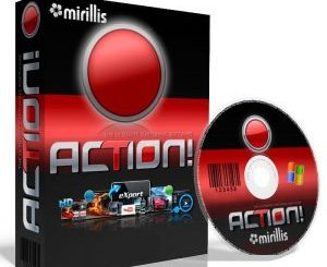Mirillis Action Crack 4.19 With Key Free Download