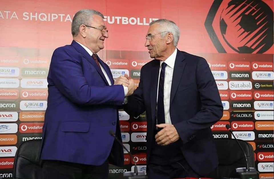 Edy Reja bën gati valixhet  Njëri nga trajnerët më të njohur në botë merr drejtimin e Kombëtares