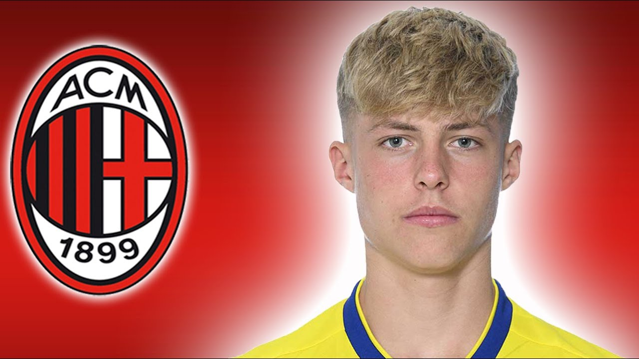 Milan nënshkruan me adoleshentin Bjorklund