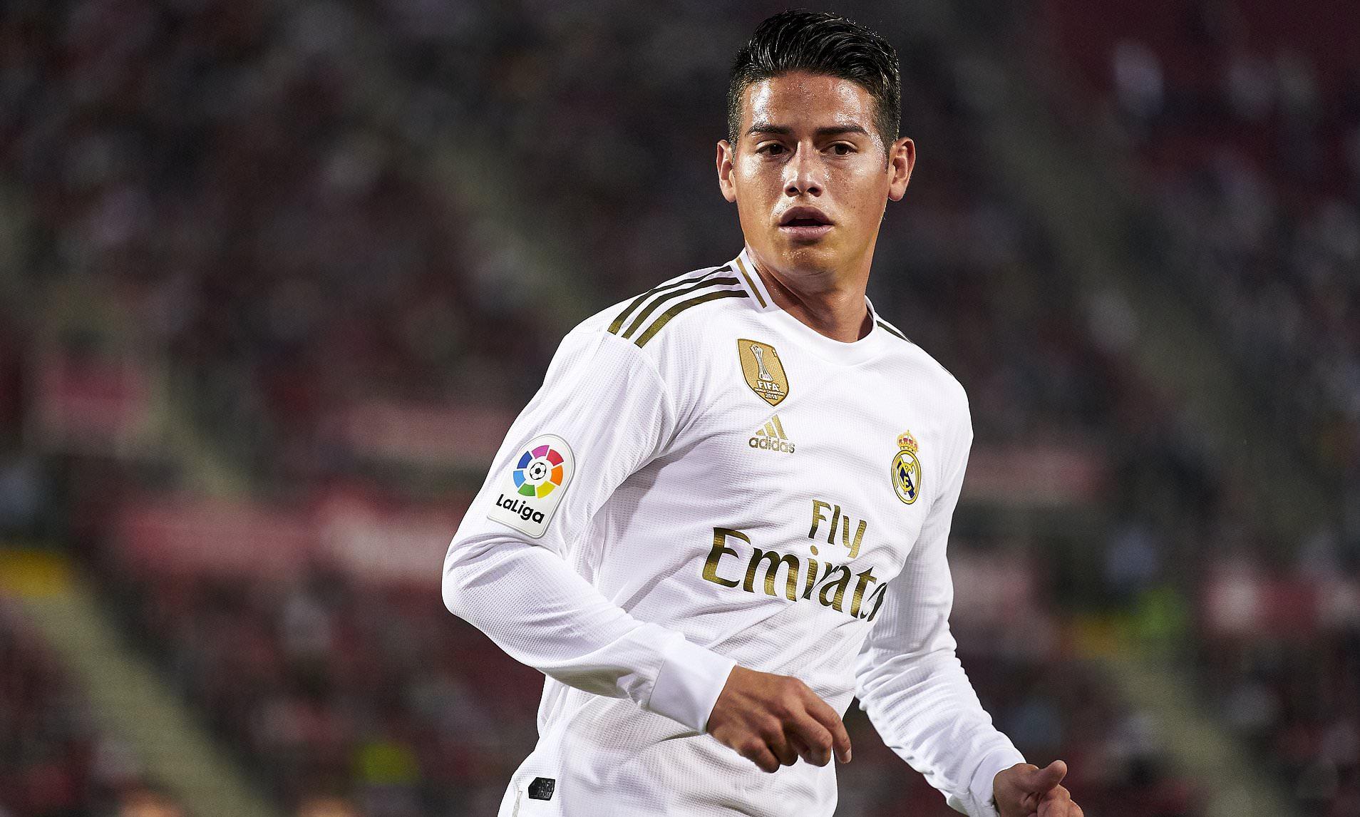James dhe Real Madrid pranë ndarjes
