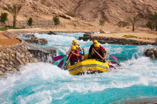 Image result for Wadi Adventure Al Ain