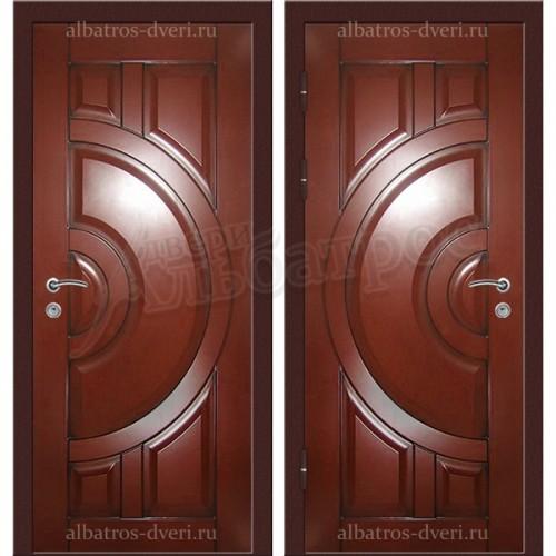 Входная металлическая дверь в квартиру 07-03 эконом класса