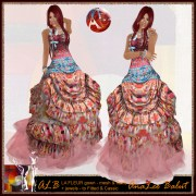 ALB LA FLEUR gown to Classic & Fitted