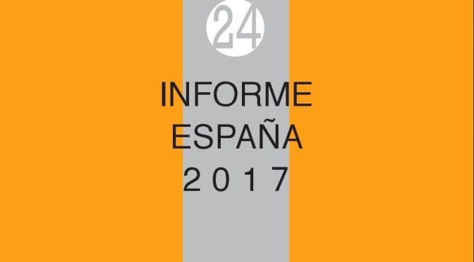 Participación de José María Delgado Urrecho en el «Informe España de la Fundación Encuentro 2017»